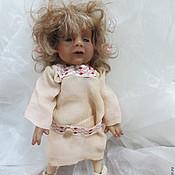 """Куклы и игрушки ручной работы. Ярмарка Мастеров - ручная работа Авторская живая игрушка. Шарнирная кукла """"Агата"""". Handmade."""