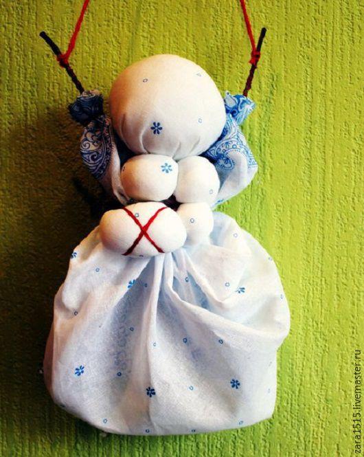 Сувениры ручной работы. Ярмарка Мастеров - ручная работа. Купить Белёвская Мадонна, Благодать из платка. Handmade. Комбинированный, кукла в подарок
