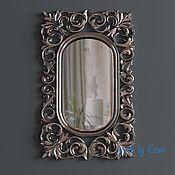 Зеркала ручной работы. Ярмарка Мастеров - ручная работа Линейка зеркал Fiore. Handmade.