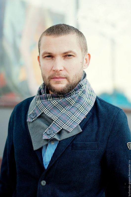 Мужские шарфы и аксессуары AnastasiyaGapon