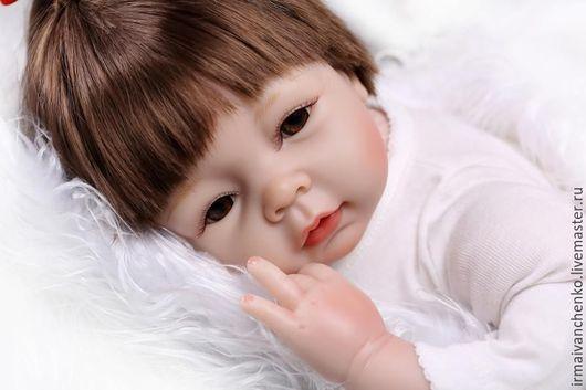 """Куклы и игрушки ручной работы. Ярмарка Мастеров - ручная работа. Купить Набор для создания куклы реборна 20"""" - 22"""".  Молд DK-12.( Лука). Handmade."""