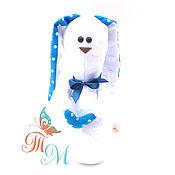 """Куклы и игрушки ручной работы. Ярмарка Мастеров - ручная работа текстильная игрушка """"Зайка"""". Handmade."""