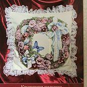 Наборы для творчества ручной работы. Ярмарка Мастеров - ручная работа Подарочный набор для вышивания крестом. Handmade.