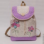 Рюкзак Лиловый цвет