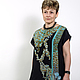 """Платья ручной работы. Заказать Шелковое платье """"Фантазия"""". BATIK-STYLE. Ярмарка Мастеров. Авторская одежда, платье, платье шелковое"""