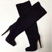 Обувь ручной работы handmade. Livemaster - original item Women`s boots art 005. Handmade.