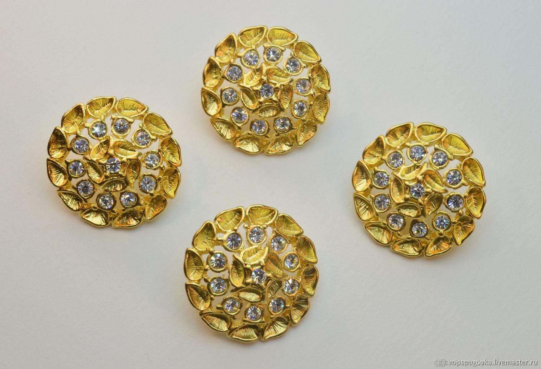 золотые пуговицы картинка форм яркость