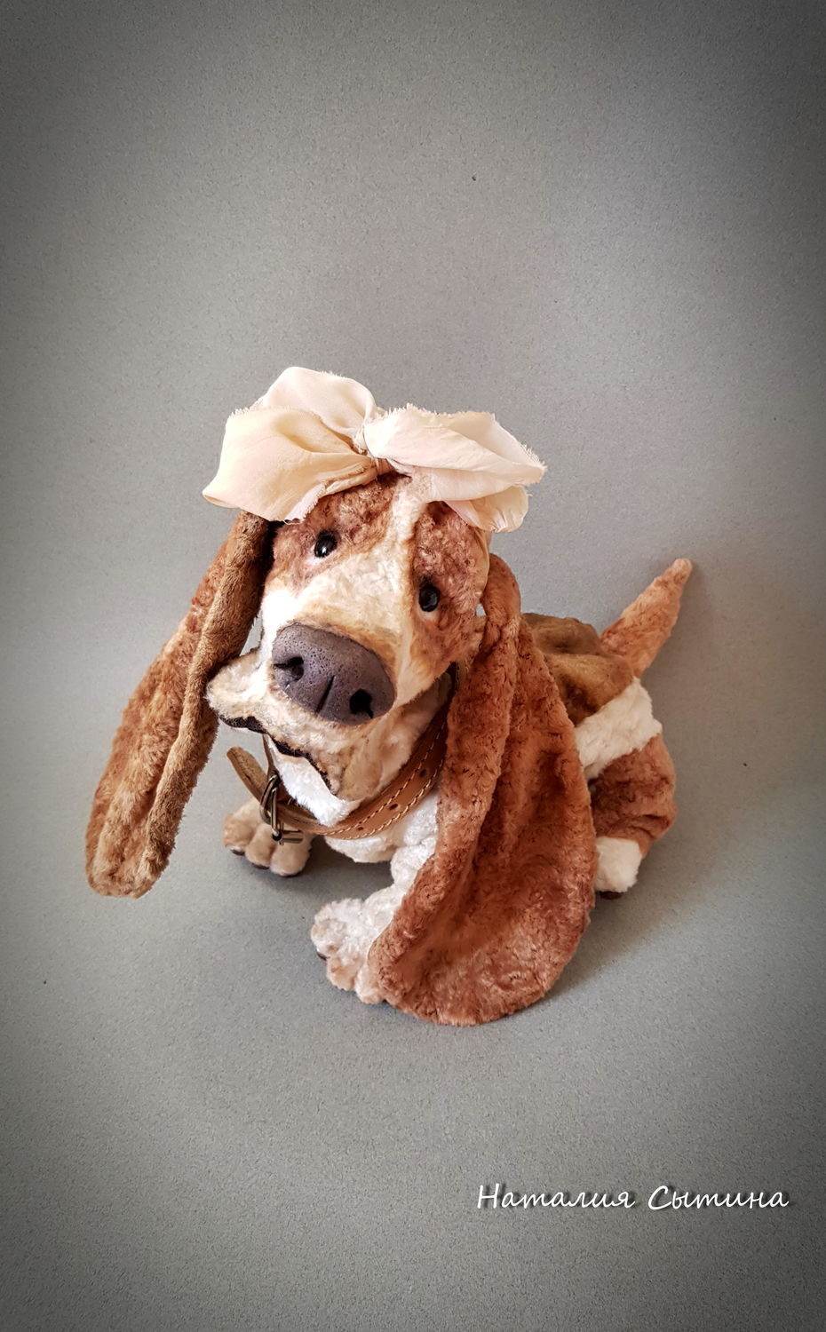 Charlotte, Stuffed Toys, Moscow,  Фото №1