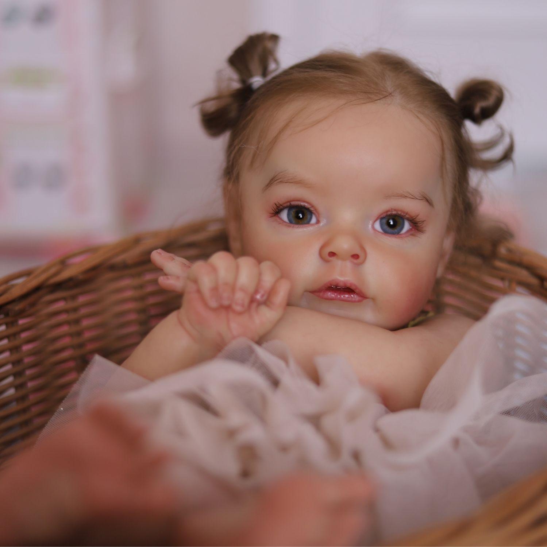 Sue Sue кукла реборн Дмитриевой Ирины, Куклы Reborn, Челябинск,  Фото №1