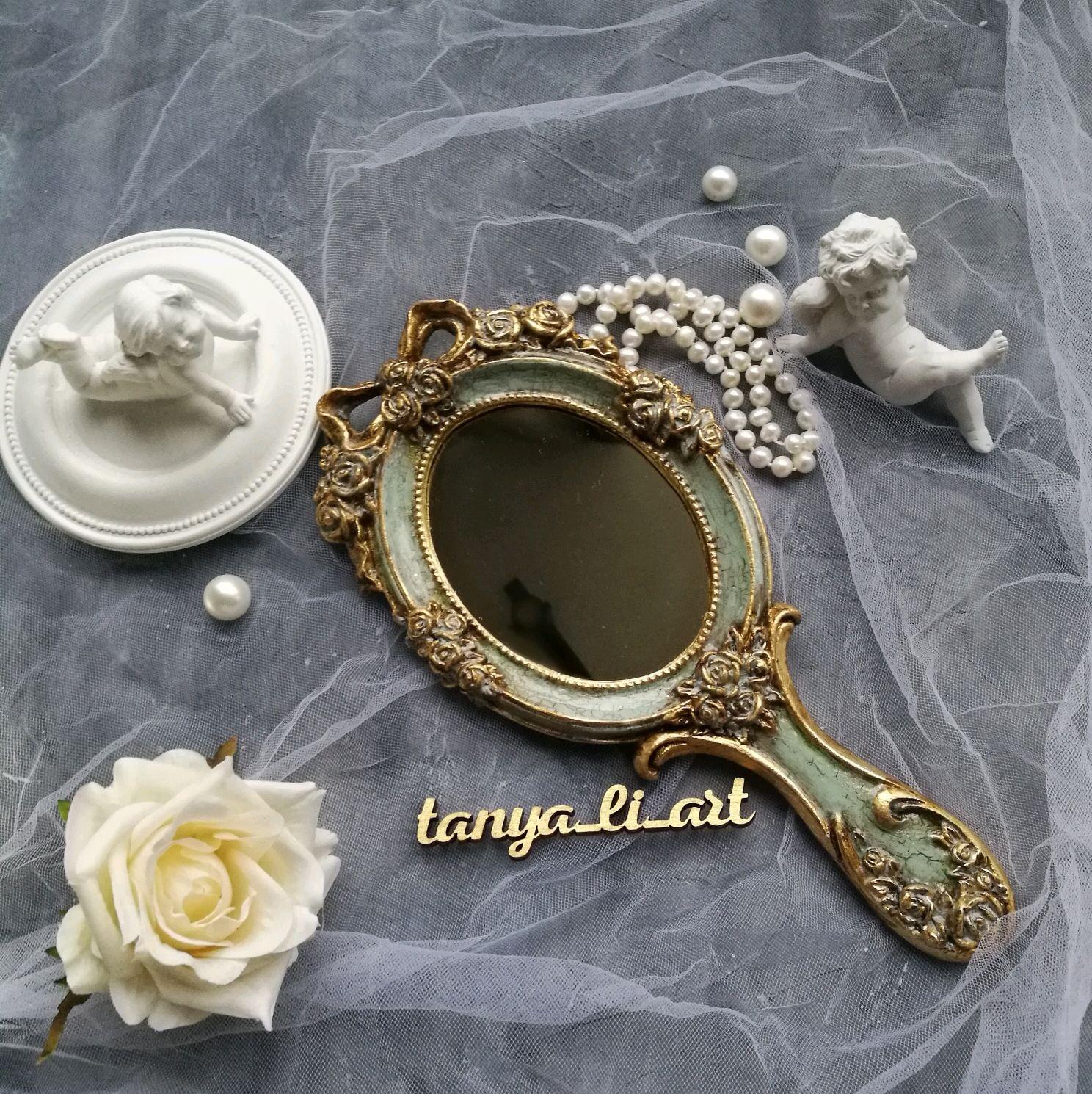 Зеркало ручное, Зеркала, Сочи,  Фото №1