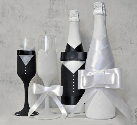 Свадебный набор `Стиль`. Сделаю на заказ. Возможна любая цветовая гамма.