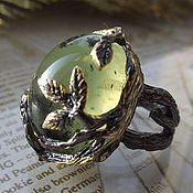 Украшения handmade. Livemaster - original item Large ring