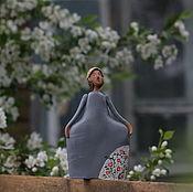 """Для дома и интерьера ручной работы. Ярмарка Мастеров - ручная работа Скульптура """"Мой маленький уголок романтики"""". Handmade."""