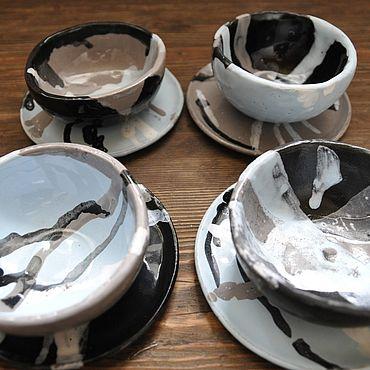 """Посуда ручной работы. Ярмарка Мастеров - ручная работа Пиала малая """"Норд"""". Handmade."""