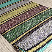 Для дома и интерьера ручной работы. Ярмарка Мастеров - ручная работа Половик ручного ткачества 304 см (№ 127). Handmade.