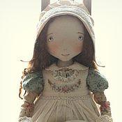 Куклы и игрушки ручной работы. Ярмарка Мастеров - ручная работа По мотивам Аннушки. Handmade.