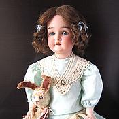 Куклы и игрушки ручной работы. Ярмарка Мастеров - ручная работа Антикварная кукла Queen Louise. Handmade.