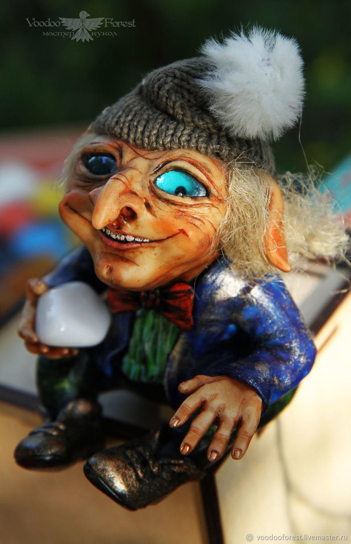 "Кукла амулет ""Исполнитель желаний"", Куклы - обереги, Тольятти, Фото №1"
