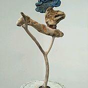 Скульптуры ручной работы. Ярмарка Мастеров - ручная работа animalius chico. Handmade.