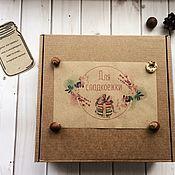 Gift Boxes handmade. Livemaster - original item Gift set. Handmade.