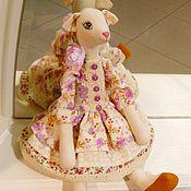 Куклы и игрушки ручной работы. Ярмарка Мастеров - ручная работа Собачка.. Handmade.