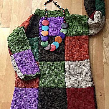 Одежда ручной работы. Ярмарка Мастеров - ручная работа Джемперы «Коломбина-1».. Handmade.