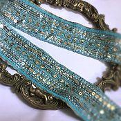 Материалы для творчества handmade. Livemaster - original item Antique braid No. №41. Handmade.