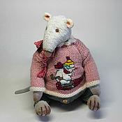 Куклы и игрушки handmade. Livemaster - original item Kreskin. Handmade.
