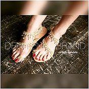 Обувь ручной работы handmade. Livemaster - original item magic sandals,