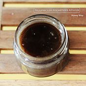 Косметика ручной работы handmade. Livemaster - original item Vetiverol honey (Chaga/Vetiver) 150 g 375г, 750g, 1.5 kg.. Handmade.
