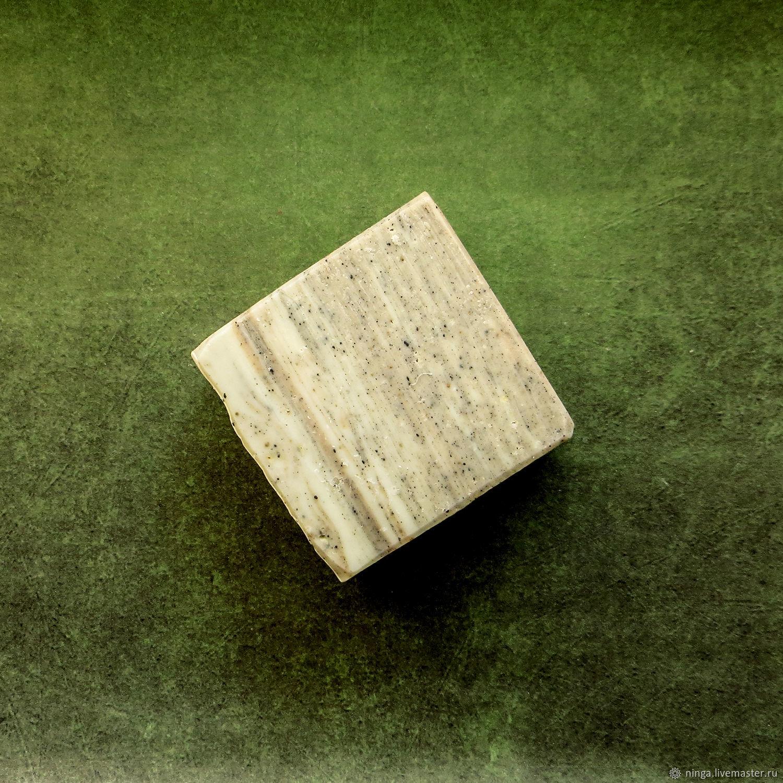 ОЛИВКОВОЕ С ГЛИНАМИ - мыло натуральное, Мыло, Москва,  Фото №1