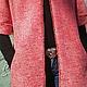 """Верхняя одежда ручной работы. Пальто """"Весна идёт"""".. АДЕЛИНА.. Интернет-магазин Ярмарка Мастеров. Пальто, весна"""