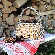Для дома и интерьера handmade. Livemaster - original item Basket