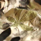Аксессуары ручной работы. Ярмарка Мастеров - ручная работа Войлочный шарф Летний ветер. Handmade.