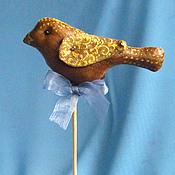 Куклы и игрушки handmade. Livemaster - original item Birds coffee