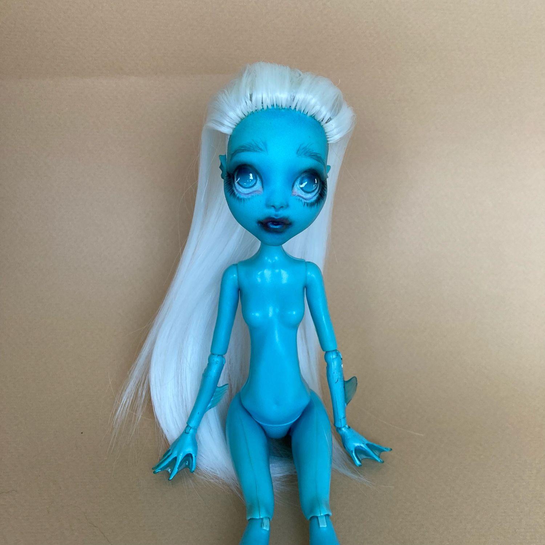 Кастомная кукла «Рыбка», Кукла Кастом, Калининград,  Фото №1
