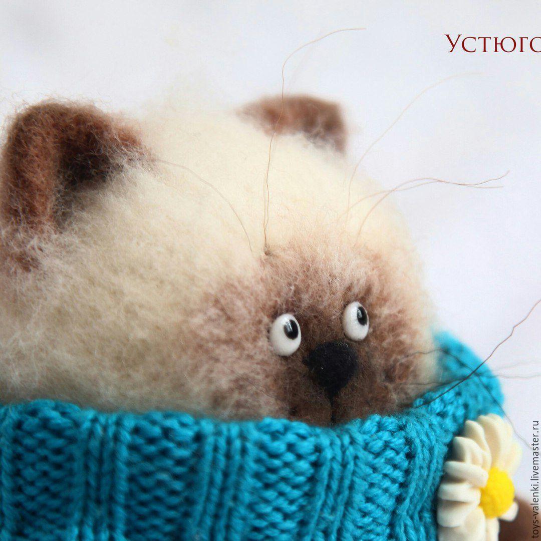 Кот Валентин (Сиамский), Мягкие игрушки, Москва,  Фото №1