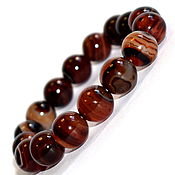 Украшения handmade. Livemaster - original item Luxurious bracelet made of natural jade. Handmade.