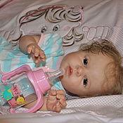 Куклы и игрушки ручной работы. Ярмарка Мастеров - ручная работа Кукла реборн Владушка. Handmade.
