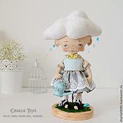 Куклы и игрушки ручной работы. Ярмарка Мастеров - ручная работа Sale! Тучка. Handmade.