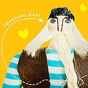 Кукольная еда ручной работы. Ярмарка Мастеров - ручная работа Детский развивающий игровой набор Репка. Handmade.