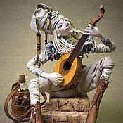 """Куклы и пупсы ручной работы. Ярмарка Мастеров - ручная работа Коллекционная кукла """"Менестрель"""". Handmade."""