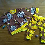 Одежда handmade. Livemaster - original item Suit Tom and Jerry. Handmade.