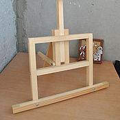 Для дома и интерьера ручной работы. Ярмарка Мастеров - ручная работа Мольберт настольный.. Handmade.