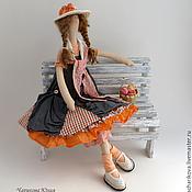 Куклы и игрушки ручной работы. Ярмарка Мастеров - ручная работа Радуга (оранжевый). Handmade.
