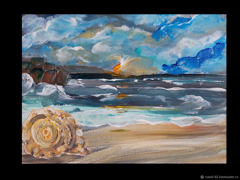 море, Картины, Краснодар, Фото №1