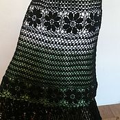 Одежда handmade. Livemaster - original item Fishnet skirt