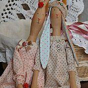 Куклы и игрушки ручной работы. Ярмарка Мастеров - ручная работа Асенька и Васенька... Handmade.