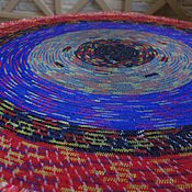 Для дома и интерьера handmade. Livemaster - original item Mat - rug. Handmade.