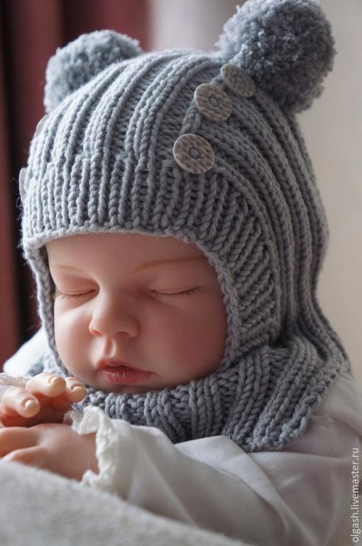 Шапка малышу